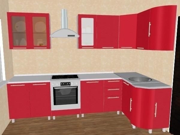 Сборка кухни анна своими руками